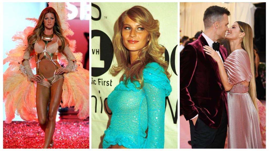Как се промени бразилската манекенка през годините