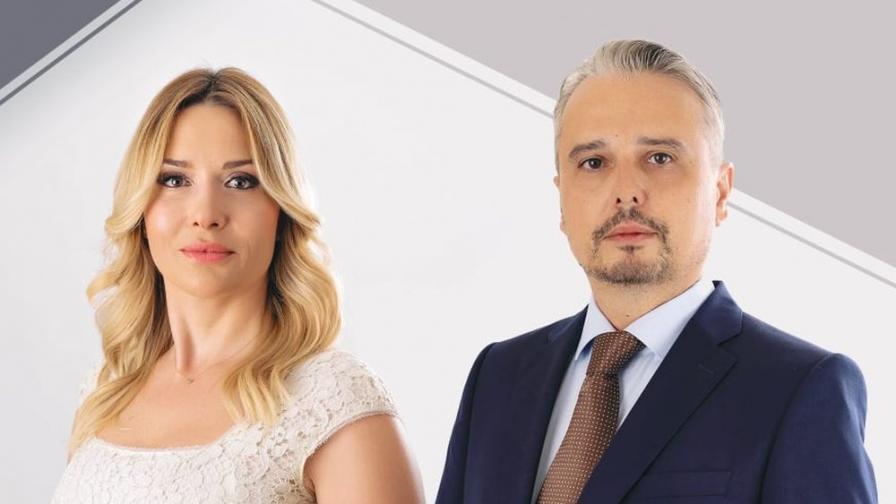 Цвета Кирилова и Георги Тутанов