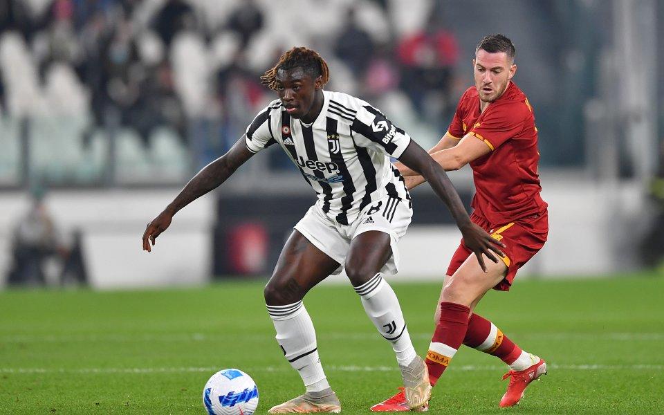 Ювентус победи Рома с1:0 в дербито наосмия кръг на италианската
