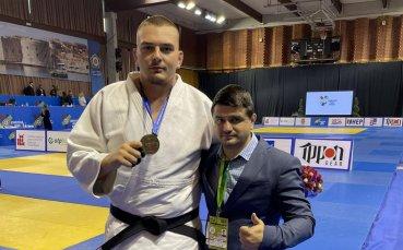 Ивайло Димитров се върна с бронз от ЕК в Дубровник
