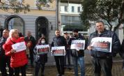 Туроператори и хотелиери на протест пред Министерство на туризма