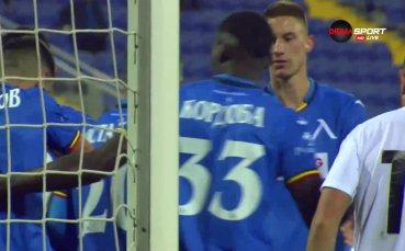 Георги Миланов също се разписа във вратата на Септември