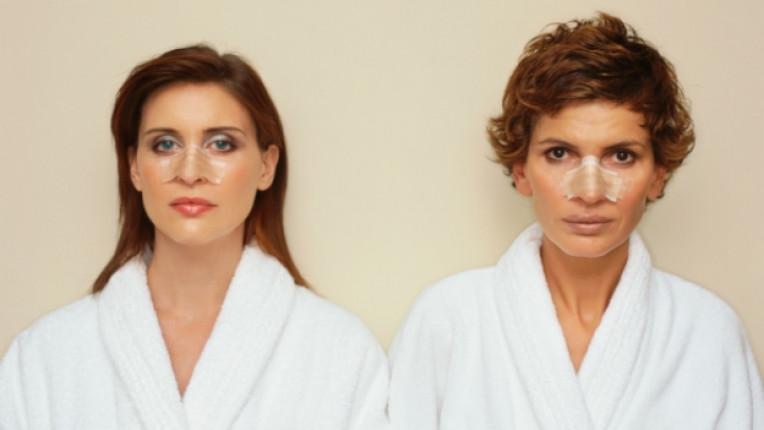 пластична операция ринопластика корекция бюст хирург ботокс липосукция интервенция Иран