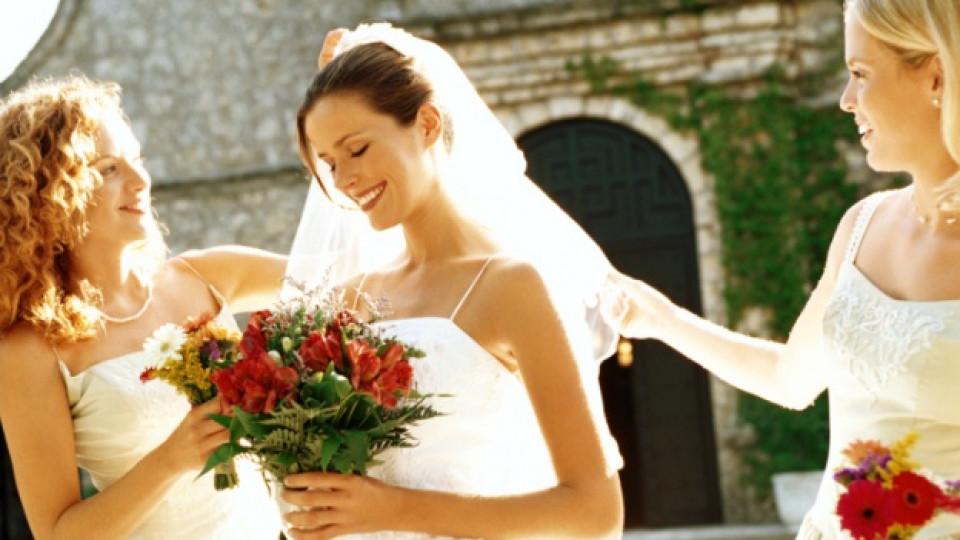 Сватбени обичаи от цял свят