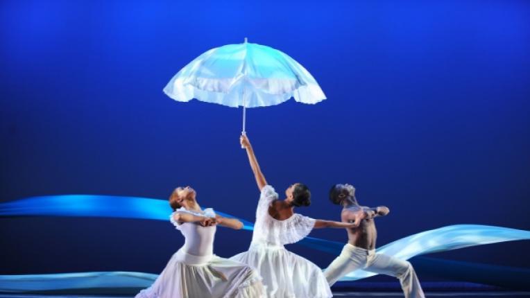 Американски балет за България танцово изкуство хореография трупа танцьори Ailey