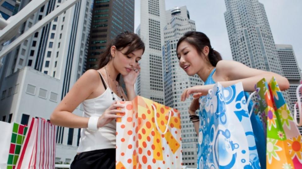 Голямата сезонна разпродажба в Сингапур