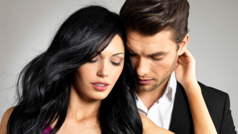 любов мъж жена двойка привличане