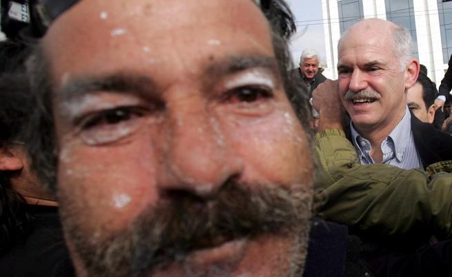 Гърция: ПАСОК с по-висока подкрепа от