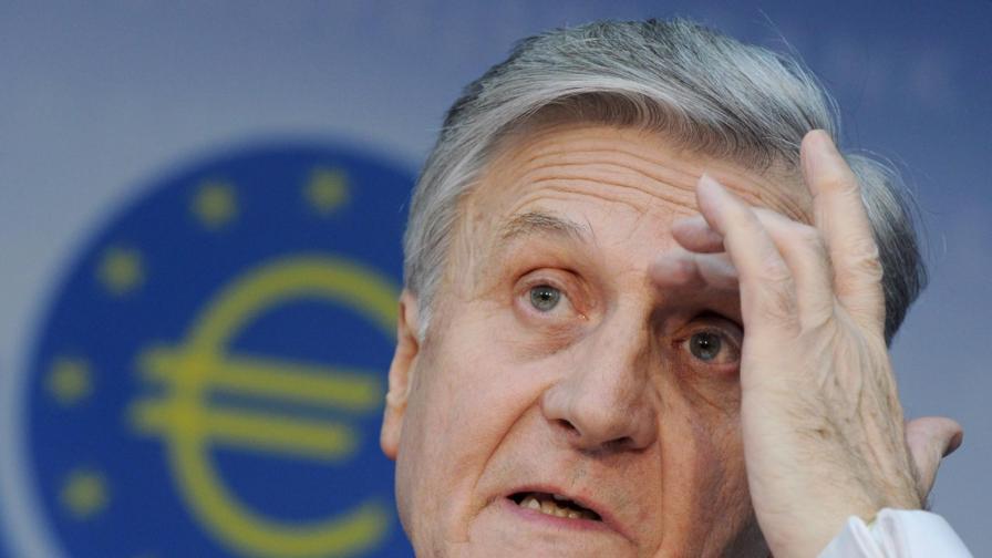 Шефът на Европейската централна банка Жан-Клод Трише