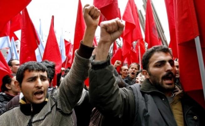 Първи май - официален празник и в Турция