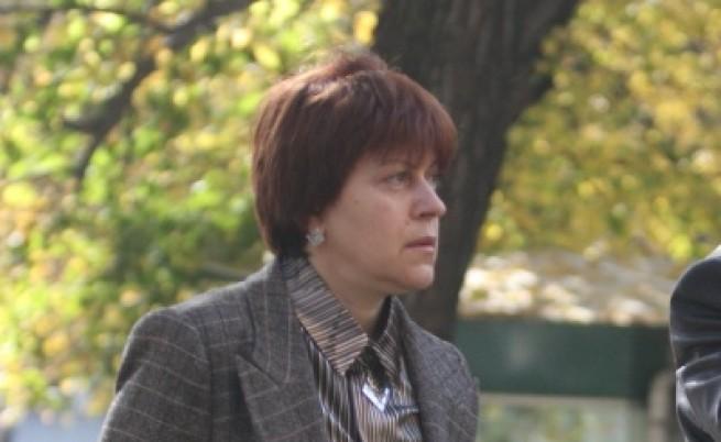 Татяна Дончева: Законът трябва да удари Ирена Кръстева