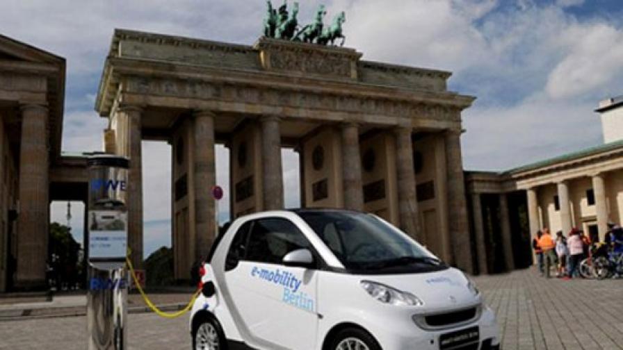Нов единен стандарт за зареждане на електромобилите?