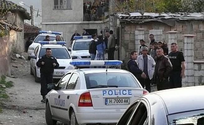 Погром в ромската махала на Шумен