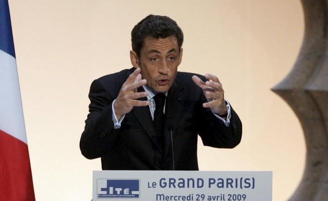 Саркози представи план за нов Париж
