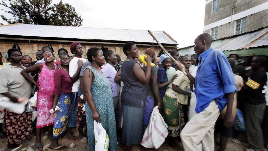Жените в Кения обявиха сексуална стачка