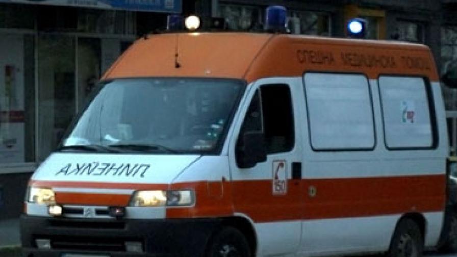 Трима младежи загинаха в катастрофа, четвърти е ранен