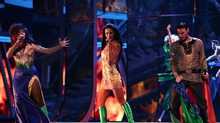 И Краси Аврамов не успя на Евровизия