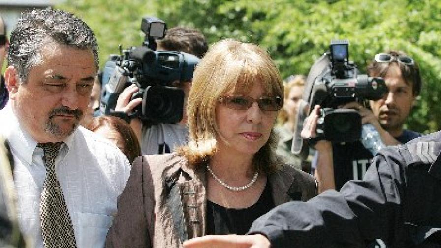 10 г. затвор грозят бившия шеф на данъчните Мургина
