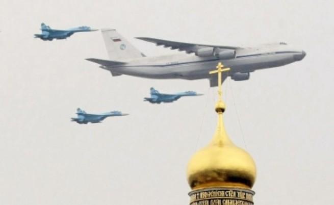 Русия с оръжейни договори за 20,4 млрд. долара през 2007-2008г.