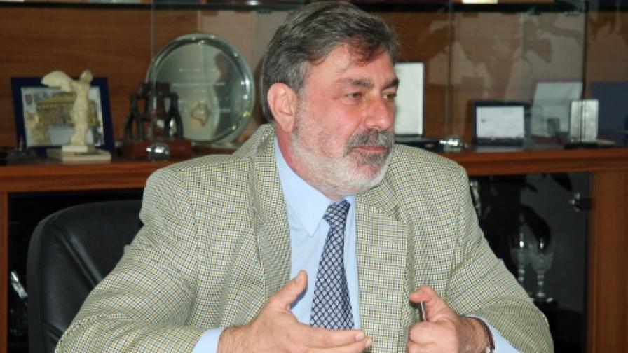 Георги Иванов - кмет на Хасково трети мандат