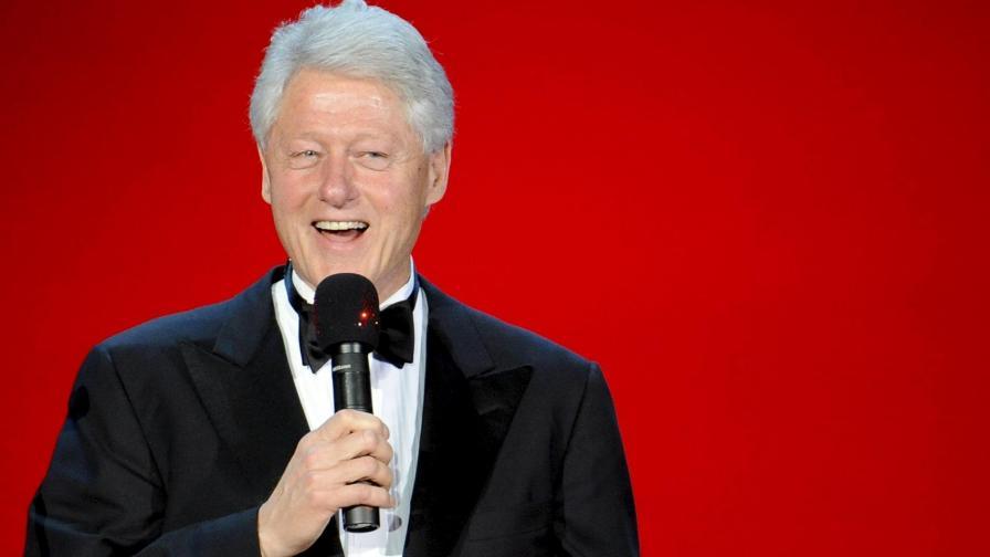 """Бил Клинтън на друго значително благотворително анти-СПИН събитие - """"Лайф бал"""" в Австрия"""