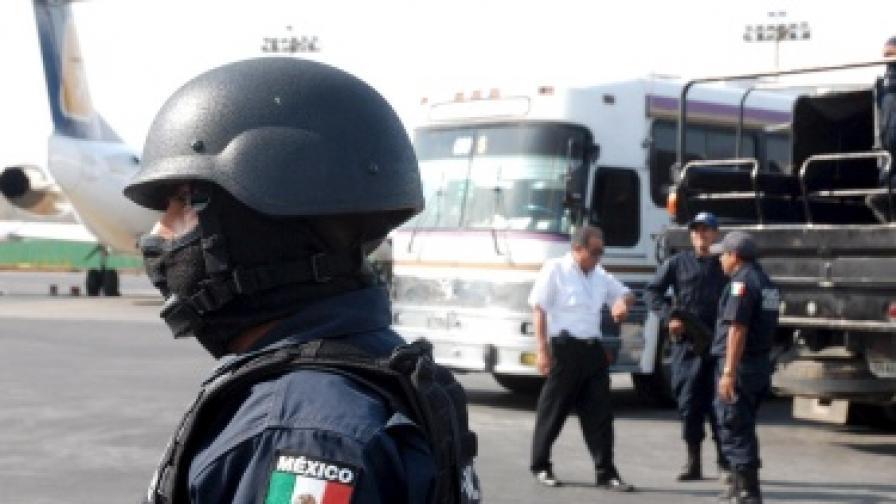 Мексико: Кметове, съдия и полицаи арестувани за корупция