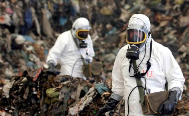 След Неапол: Криза с боклука и в Палермо