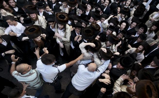 Ерусалим на прага на религиозна война?