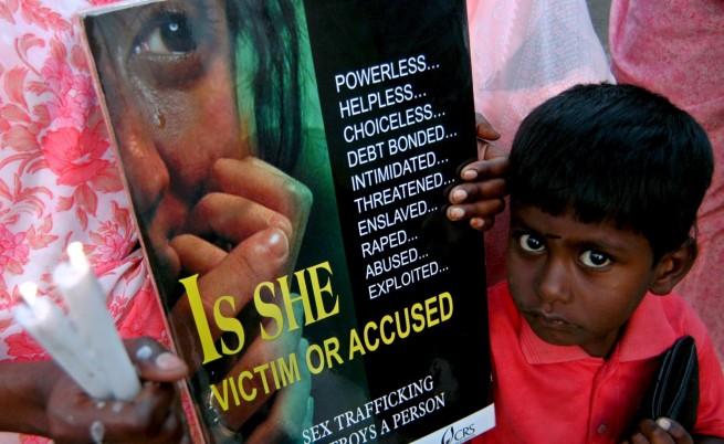 САЩ ни дават 4-ка за борбата с трафика на хора
