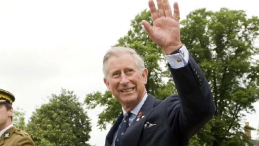 Принц Чарлз струвал на британците 25% повече през 2008 г.