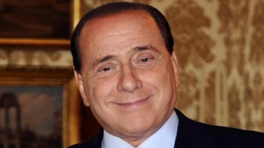 """В. """"Република"""" дава Берлускони на съд"""
