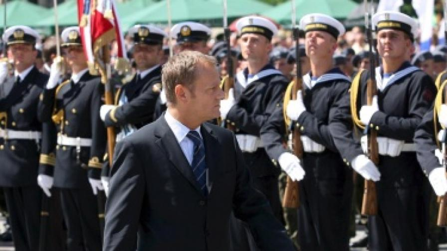 В Полша пестят от... военни паради