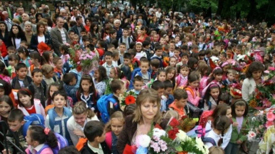 80% от учениците са свидетели на насилие