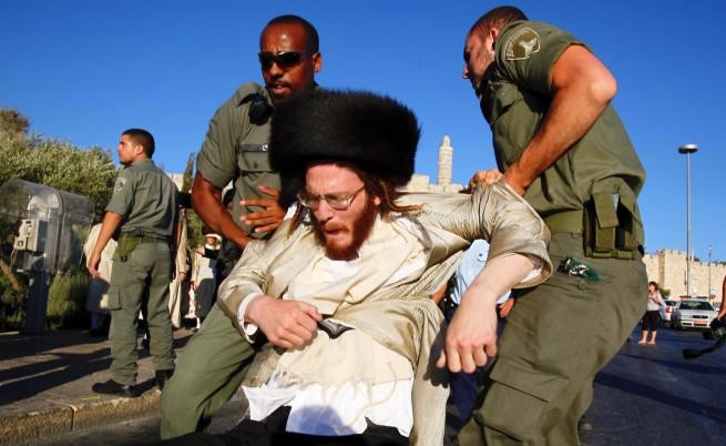 Кметът на Ерусалим наказва религиозните квартали