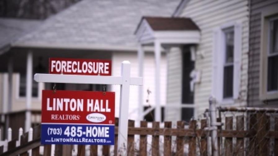 Все повече хора в САЩ остават без дом