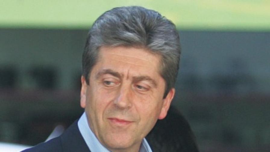 Георги Първанов