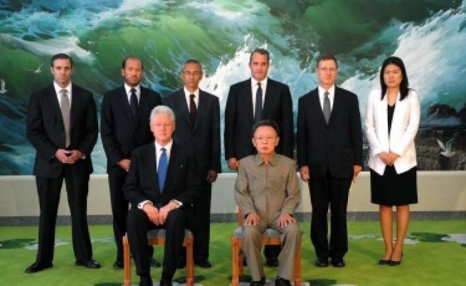 КНДР помилва осъдените американски журналистки