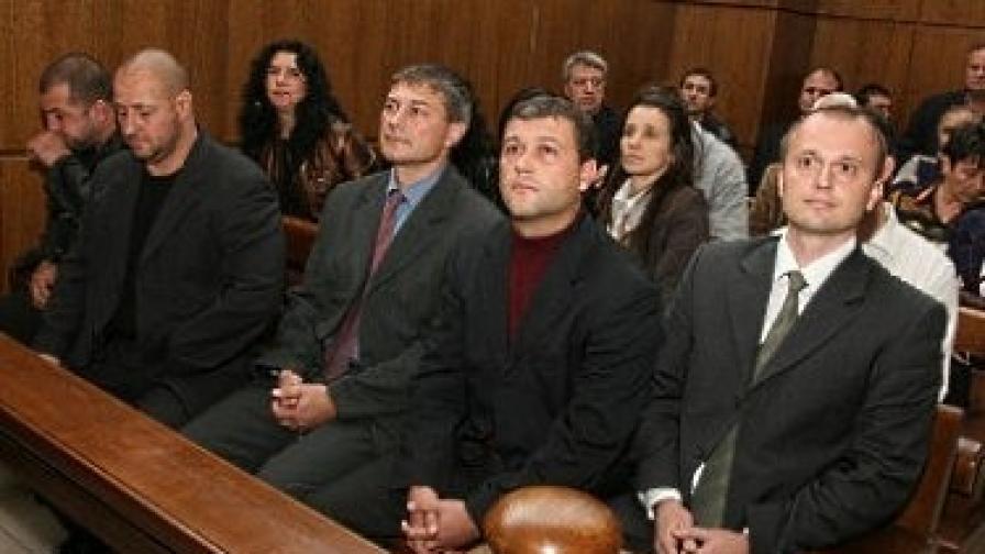 Потвърдиха присъдите за смъртта на Чората