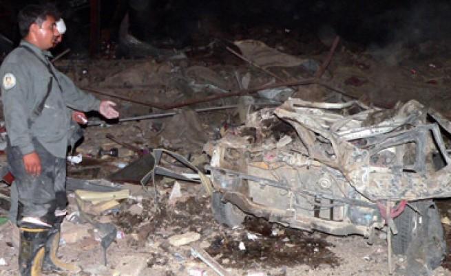 Нов атентат в Кандахар, десетки жертви