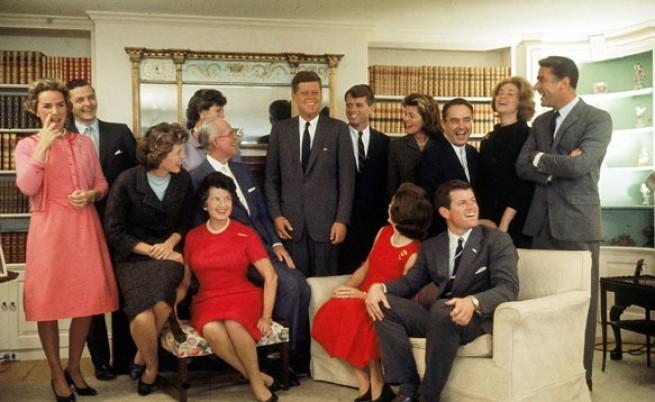 Черната сянка над фамилията Кенеди