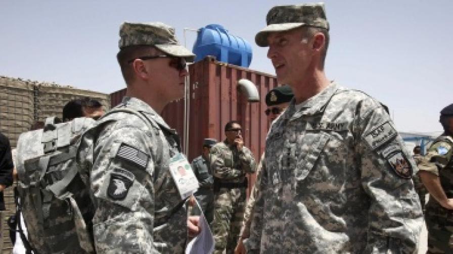 Пентагонът профилирал отразяващите войната в Афганистан
