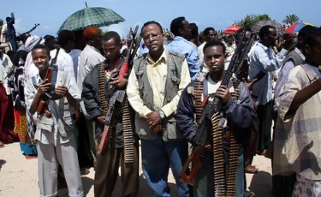 Джихадът и сомалийската връзка