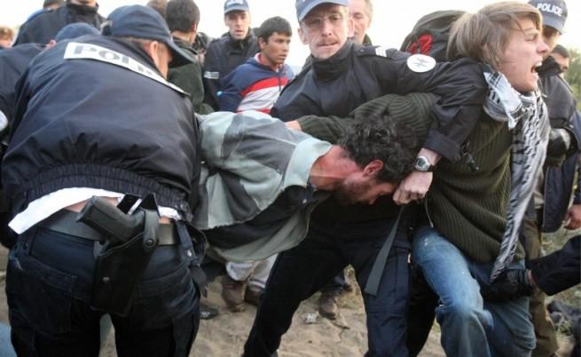 Франция: Атака срещу имигранти