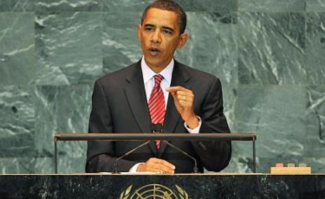 Обама: САЩ не могат да решат всички проблеми