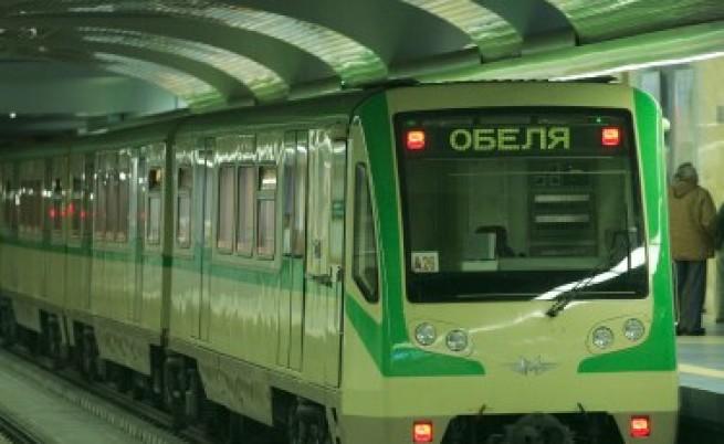 Метрото променя градския транспорт в София
