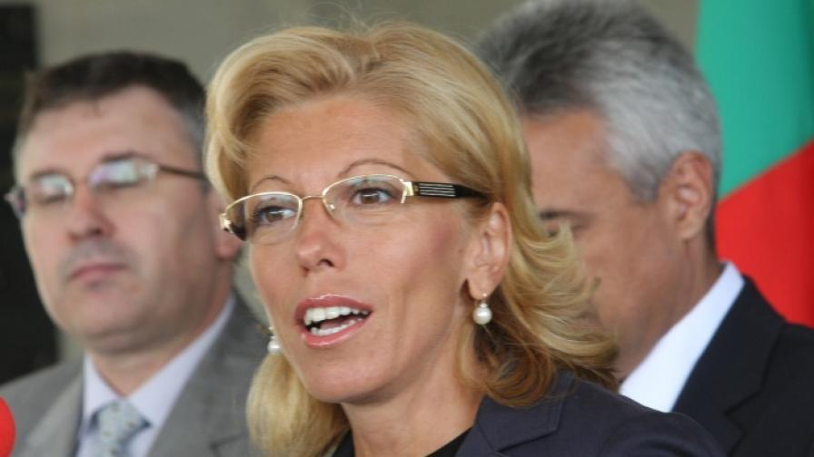 Румяна Желева ще е кандидат за еврокомисар