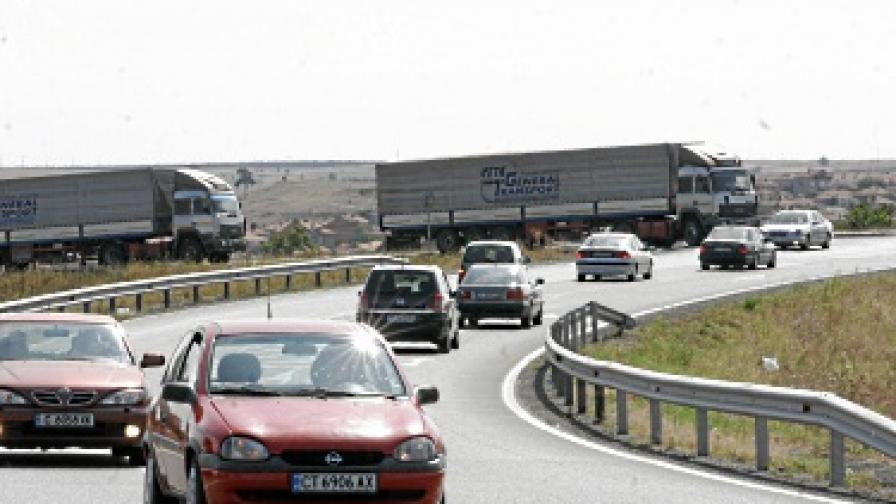 Българските шофьори: Разумни и толерантни сме