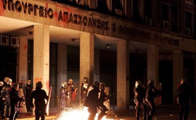 Българка е символ на борбата с мафията в Гърция