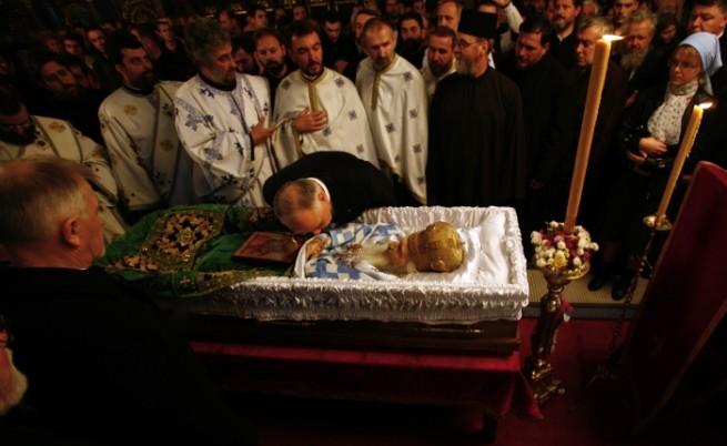 Различни мнения за покойния патриарх Павле