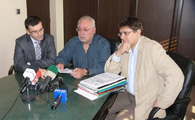 С. Дянков се извини на журналиста Кирил Вълчев